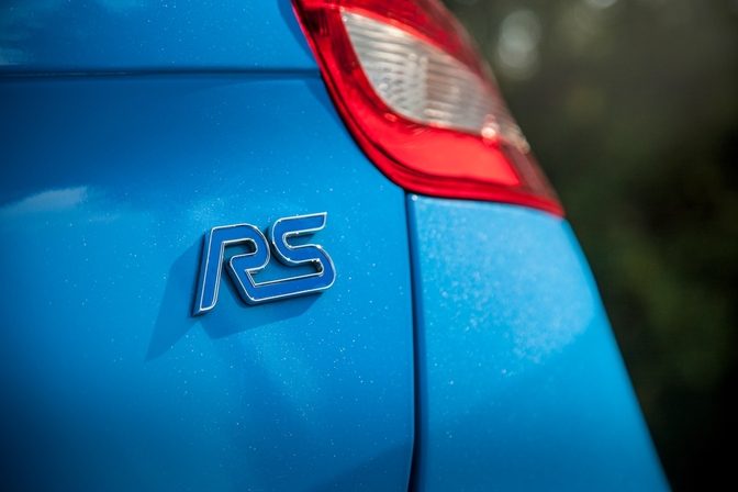 Ford Focus RS hybride 2020
