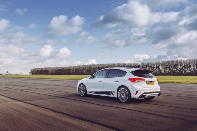 Ford Focus ST m330 Mountune