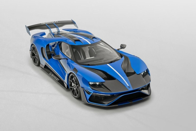 Mansory Ford GT Le Mansory 2020
