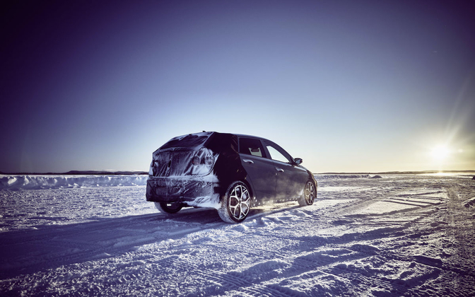 Hyundai i20 N 2020 teaser hot hatch Neuville