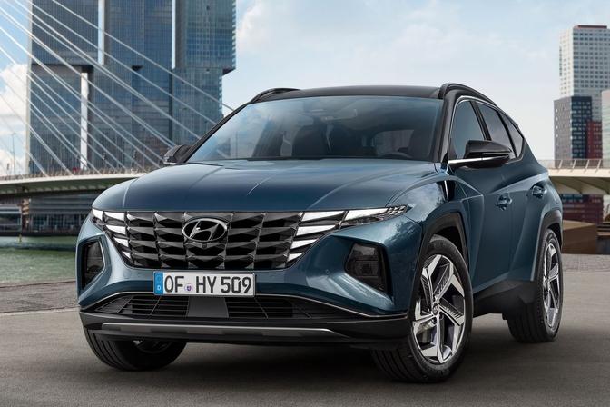 Officieel: Hyundai Tucson (2020)