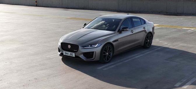 Jaguar XE mild hybrid 2020