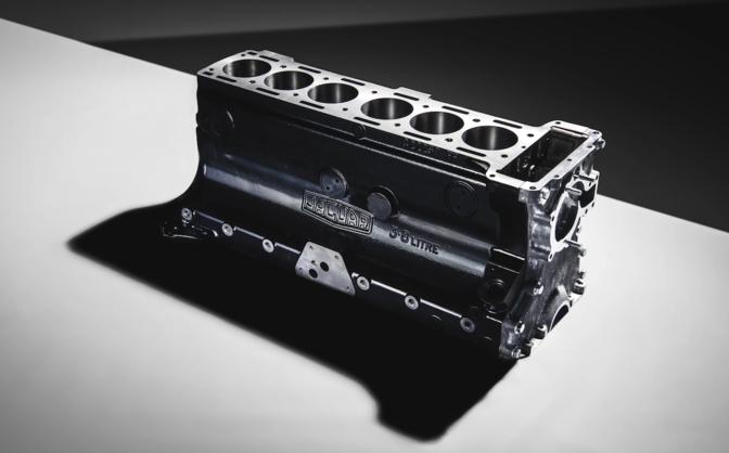 Jaguar Classic XK 3.8