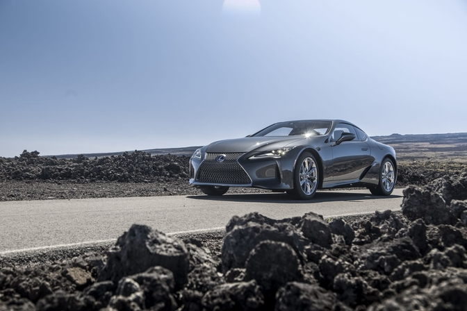 Lexus LC 2020 Update