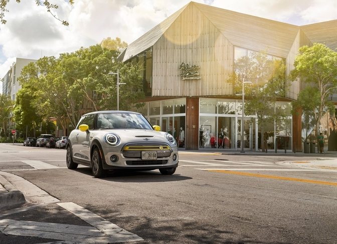 Mini Cooper SE review rijtest Electric 2020