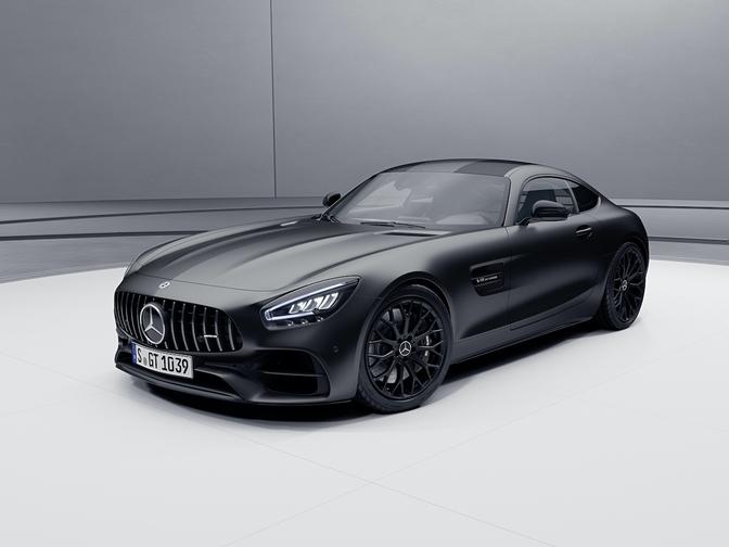 Mercedes-AMG GT basisversie 2020