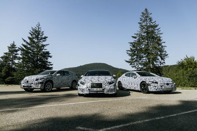 Mercedes EQ teaser 2020