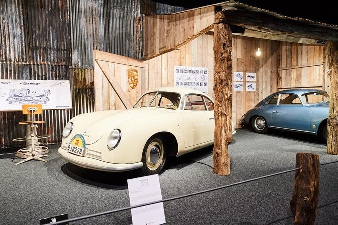 Autoworld Porsche 356 expo