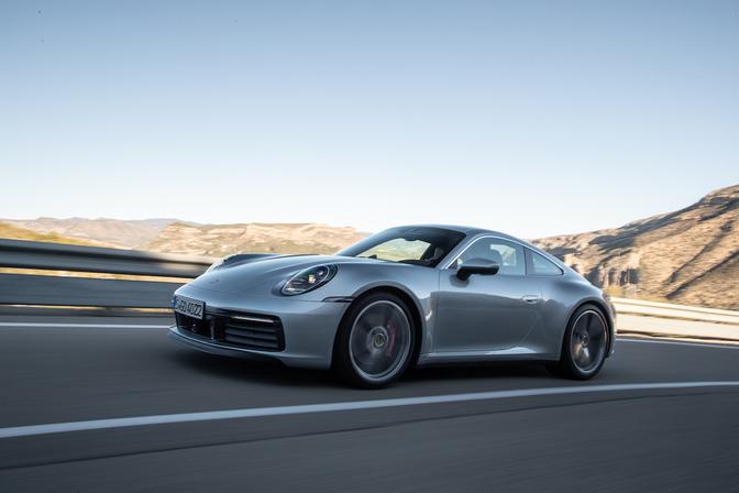 Porsche 911 Carrera turbo atmosferisch toekomst