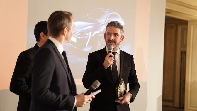 Gilles Vidal Renault Peugeot