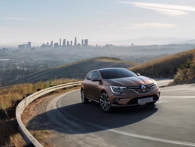 Renault Mégane facelift 2020