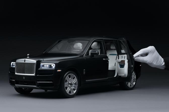 Rolls-Royce Cullinan 1:8 schaalmodel prijs