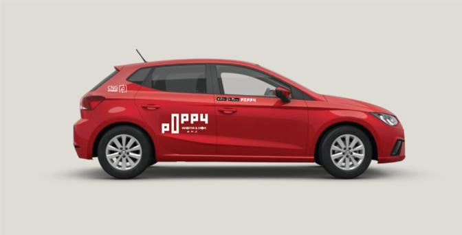 Seat Ibiza Poppy 2020