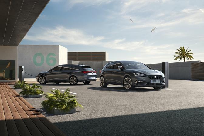 Seat Leon e-Hybrid 2020