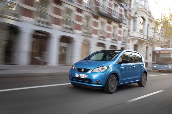 Seat Mii Electric 2020 test