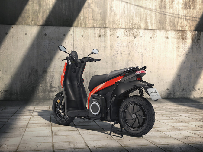 Seat Mo escooter 125 info