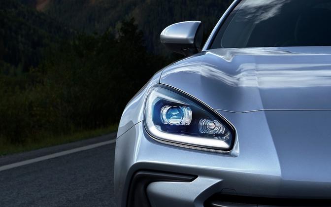 Subaru BRZ Europa 2020