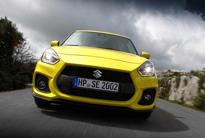 Suzuki Swift Sport mild hybrid 2020