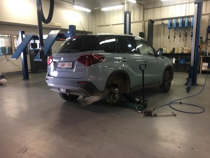 Suzuki Vitara 1.4 AllGrip test Autofans