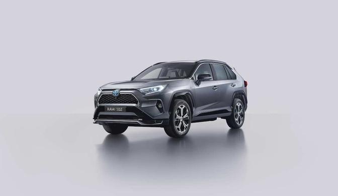 Toyota RAV4 Plug-in Hybrid 2020