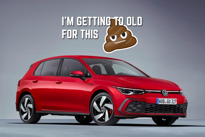 Volkswagen Golf GTI 2020 Styling