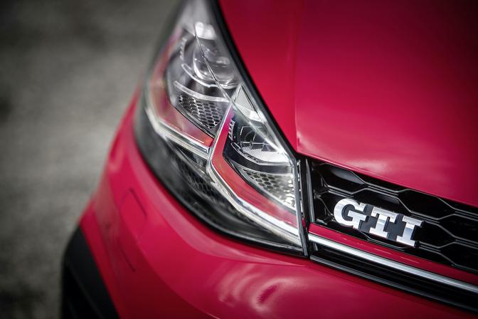 VW Golf 8 GTI 2020 Geneva