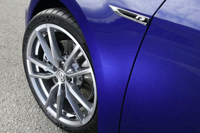 Volkswagen Golf R 2020 gelekt leaked