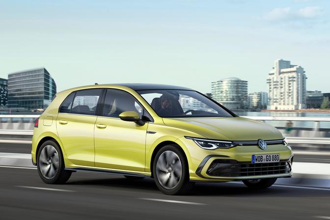 Volkswagen Golf R-Line 2020