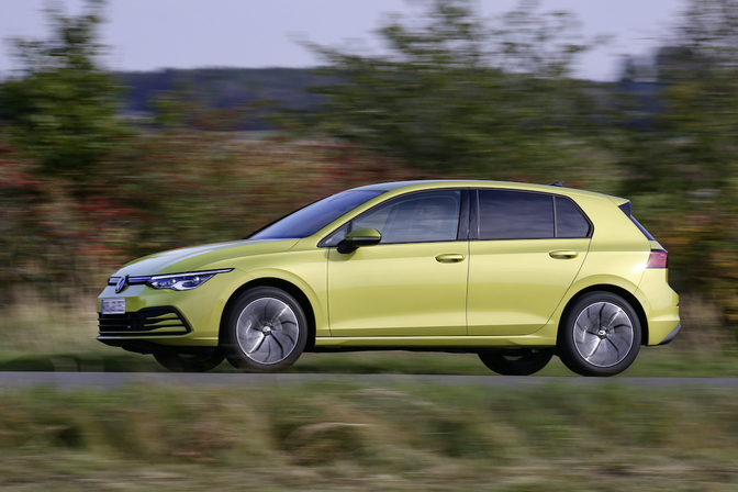 Volkswagen Golf TGI 2020 CNG