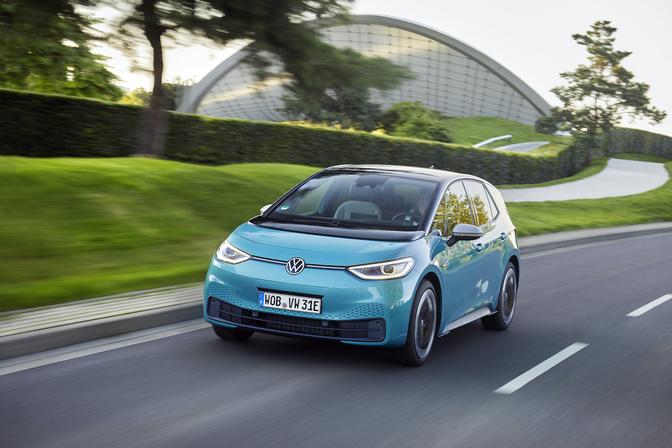 Volkswagen ID3 prijs rijbereik test 2020 Autofans