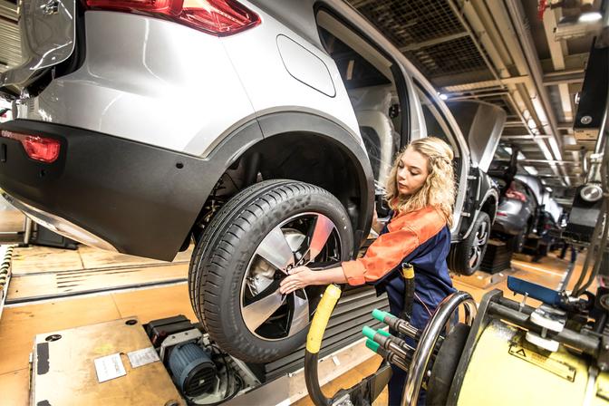 Volvo Gent Corona 2020