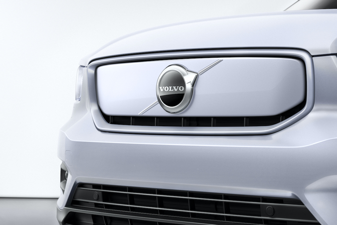 Volvo nieuw elektrisch model 2021