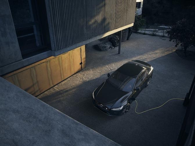 Volvo verkoop China april 2020 corona