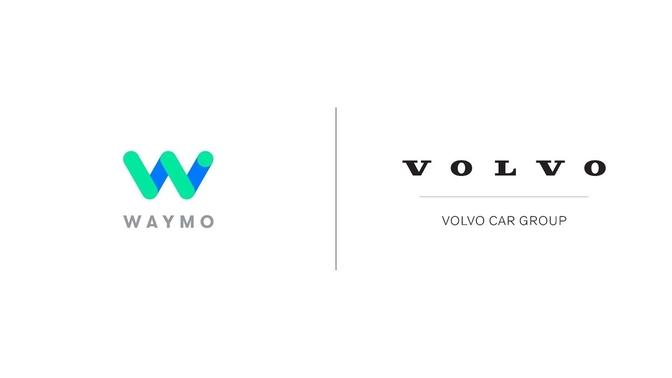 Volvo Waymo zelfrijdend autonoom Uber