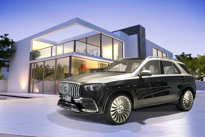 Hofele HGLE Mercedes GLE 2020