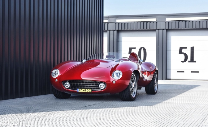 Minotto Barchetta Colombo V12