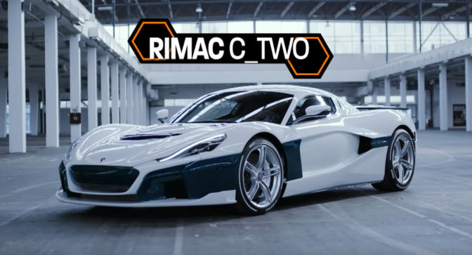 Rimac C Two inside the factory documentaire welt