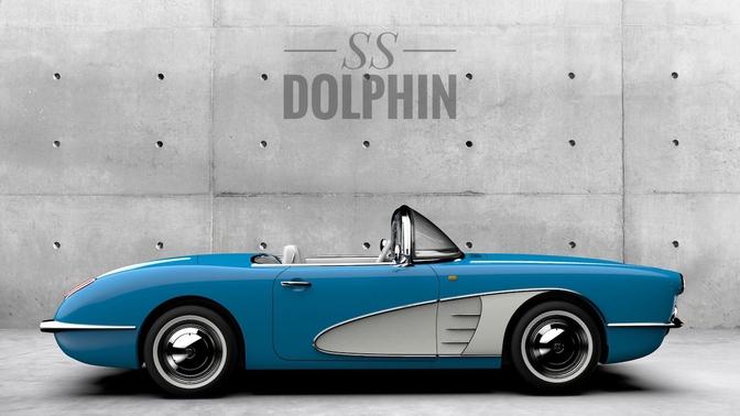 SS Dolphin Chevrolet Corvette