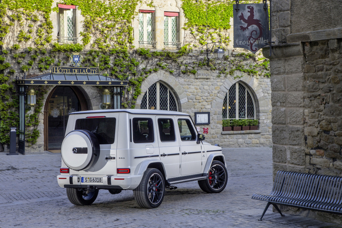 Frankrijk taks zware autos 1800 kg 2021