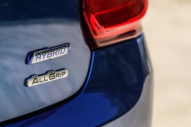 Elektrisch hybride diesel Europa Jato