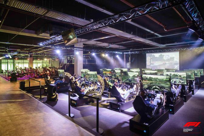 Official F1 Racing Centre Utrecht prijs