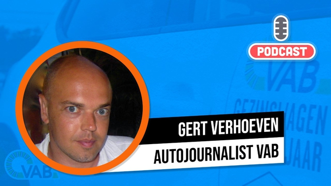 Auto podcast VAB Gezinswagen