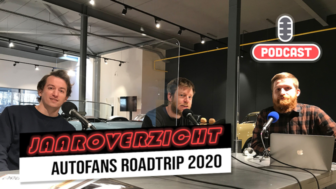 Auto podcast Autofans RoadTrip
