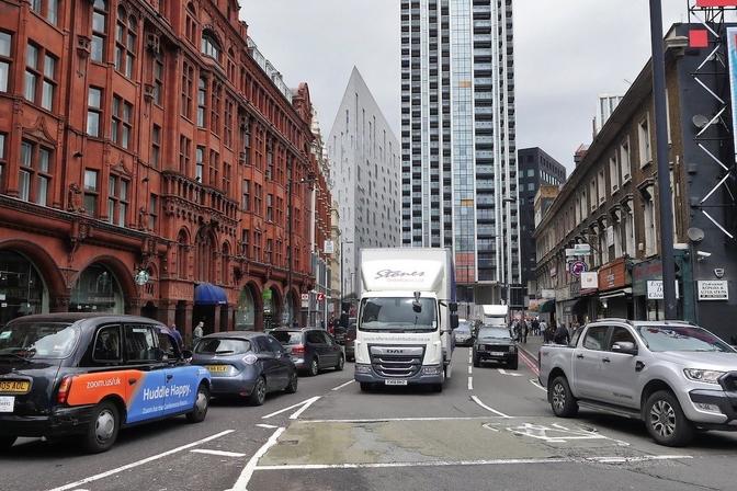 Groot-Brittannië verbod benzine diesel hybride 2035
