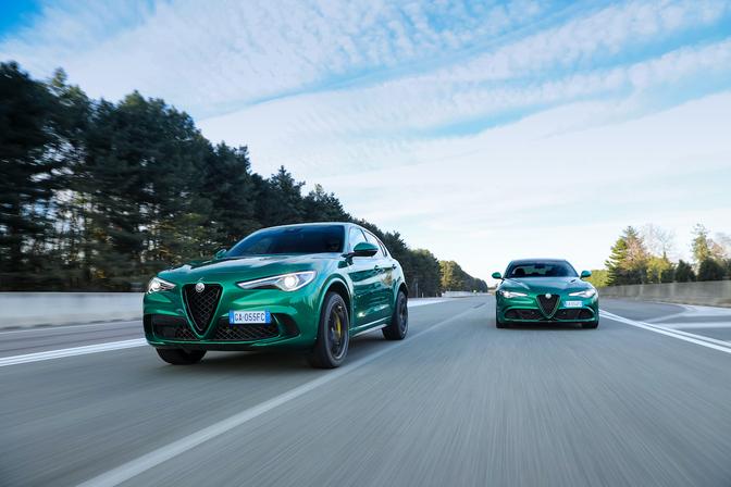 Alfa Romeo elektrisch vanaf 2027