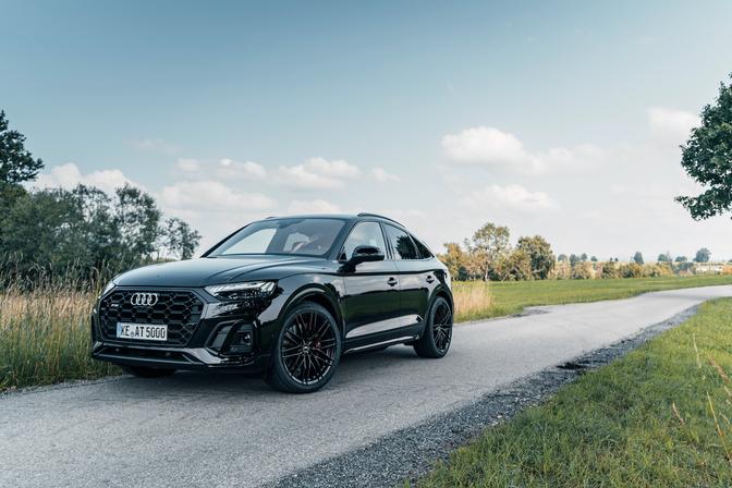 ABT Audi SQ5 TDI 2021