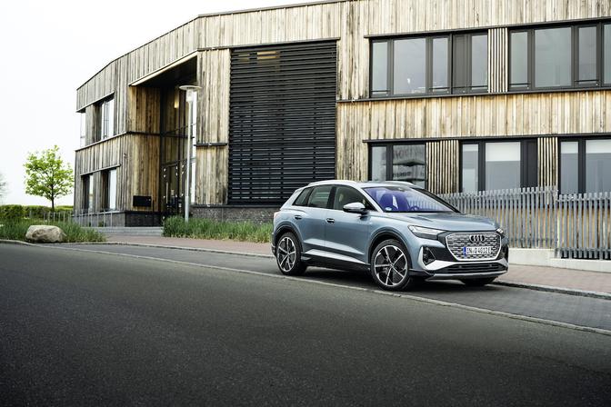 Audi Q4 E-Tron 45 Quattro 2021