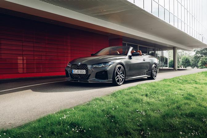 AC Schnitzer BMW 4 Reeks Cabrio 2021