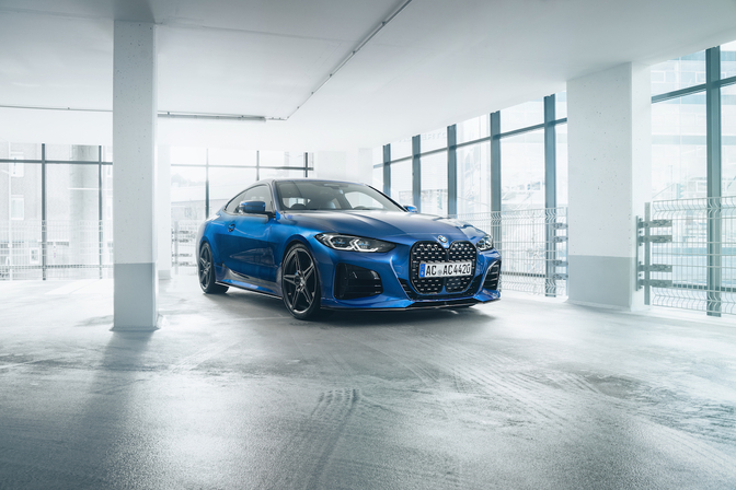AC Schnitzer BMW 4 Reeks 2021