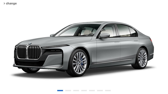 BMW 7 Reeks Render factcheck